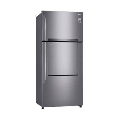 LG GNA702HLHU Big Refrigerator Kulkas 2 Pintu