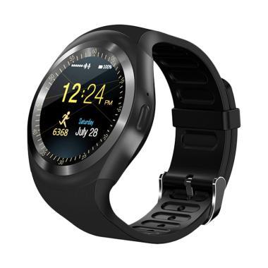 Xwatch DZ11 Y1 Smartwatch - Hitam