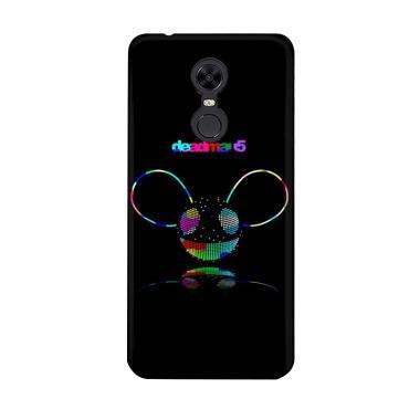 sale retailer c9107 6e6d0 Acc Hp Deadmau5 W4848 Custom Casing for Xiaomi Redmi 5 Plus