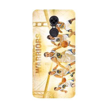 Acc Hp NBA Playoffs Golden State Wa ... Casing for Xiaomi Redmi 5