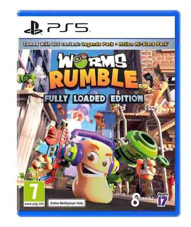harga Sony PS5 Game Worms Rumble Fully Loaded Edition Blibli.com
