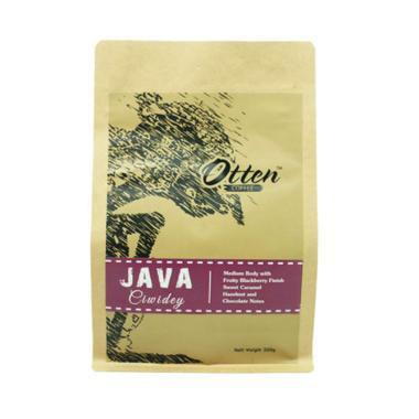 Otten Coffee Arabica Java Ciwidey Bubuk Kopi [200 g]