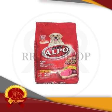 harga Makanan Anjing Alpo Beef Liver & Vegetable 3 Kg / Alpo Beef 3Kg Blibli.com