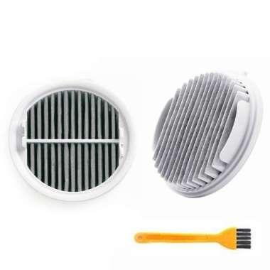 harga 2Pcs Filter Vacuum Cleaner Wireless Efisien HEPA untuk Xiaomi Roidmi Semua Ukuran Multicolor Blibli.com