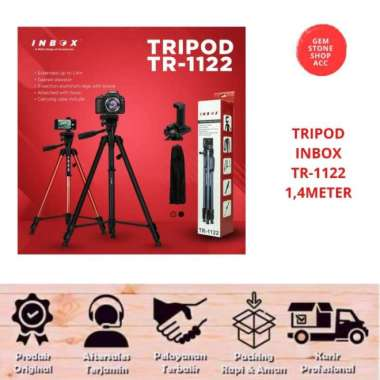 harga Dijual Tripod Inbox TR-1122 14Meter Murah Blibli.com