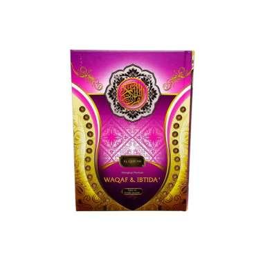 harga Al Quran Waqaf & Ibtida A5 - Suara Agung Ungu Blibli.com