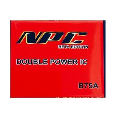 harga NPC Double Power IC Baterai Handphone for Evercross B75A Blibli.com