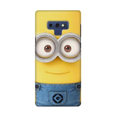Indocustomcase Minion M03 Cover Casing for Samsung Galaxy Note9