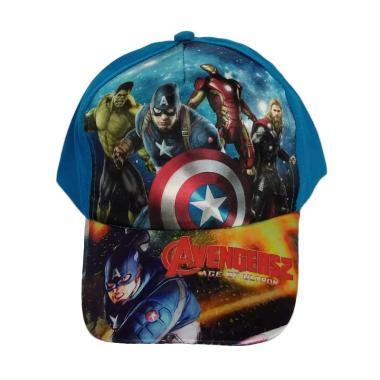 Avenger 0970010189 Capt. America Topi Anak Laki-laki dc415cc61e