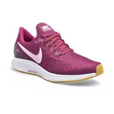 on sale 65576 b12e9 NIKE Women Running Air Zoom Pegasus 35 Sepatu Olahraga Wanita  942855-606