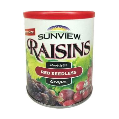 harga Sunview Raisins Red Seedless [425 g] Blibli.com