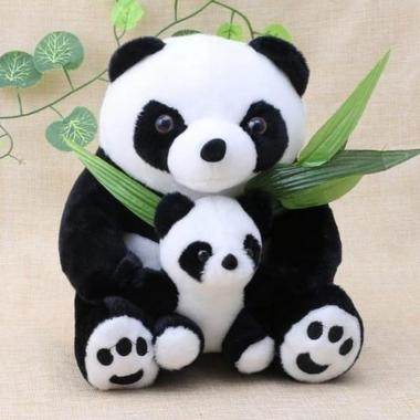 Jual Boneka Panda Lucu Imut Ukuran Sedang Besar Blibli Com