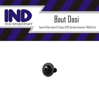 harga IND Onderdil Baut-Baud Dasi 5x12- M5x12 Honda Supra X 125 & Supra Fit & Karisma & Supra Fit New & Karisma X Blibli.com