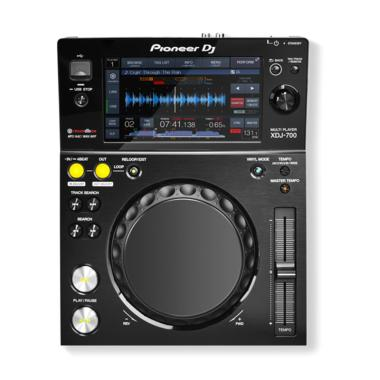 harga Pioneer XDJ 700 Compact Digital Deck Blibli.com