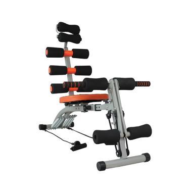 harga B&G Sport Six Pack Care 2017 Peralatan Fitness - Gray Blibli.com