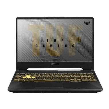 Asus TUF FX506II-R55TB6T Gaming Laptop - Grey [AMD 6 Core Ryzen 5-4600H/ GTX1650Ti/ 4GB/ 8GB/ 512GB SSD/ Win10/ 15 inch FHD/ @144Hz] Fortress Grey