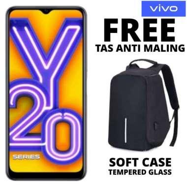 harga Vivo Y20 3-64 GB Free Tas Anti Maling Blibli.com