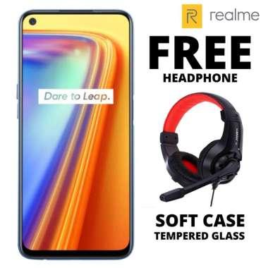 harga Realme 7 8-128 GB Free Headphone PUTIH Blibli.com