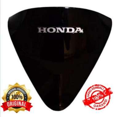 harga Visor Honda Genio/Aksesoris Kepala Motor/Original Honda hitam Blibli.com