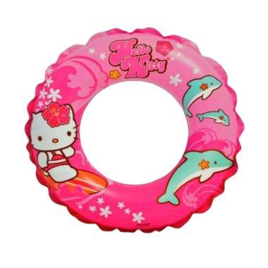 Intex 56200NP Hello Kitty Swim Ring Ban Renang Anak