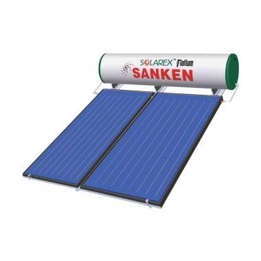 Sanken SWH-F300P Solar Water Heater [Area Jabodetabek]
