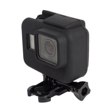 Mine Soft Silicone Case Cover for GoPro Hero 5 - Black