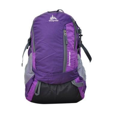 One Polar 1312 Tas Ransel Laptop Hiking - Purple