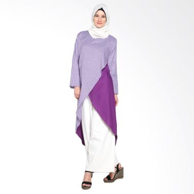 Chick Shop Cross CO-53-04-U Dress Moslem - Purple