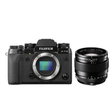 Fujifilm X-T2 Body + XF 23mm f/1.4 jpckemang GARANSI RESMI