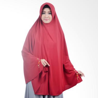 Inara House Anyelir Jilbab Instant - Maroon