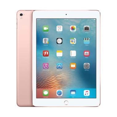 Jual Apple iPad Pro 128 GB Tablet - Rose Gold [Wifi Only/9.7 Inch] Harga Rp 11399000. Beli Sekarang dan Dapatkan Diskonnya.