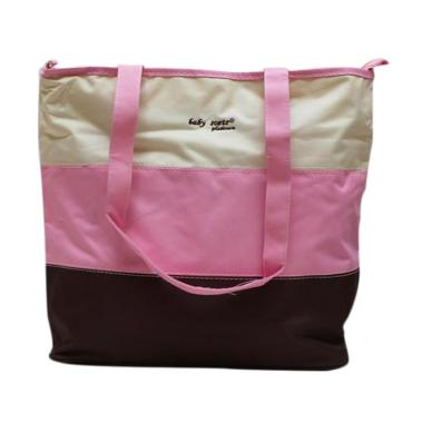 Baby Scota Platinum Mommy Bag 63 Tas Bayi - Pink