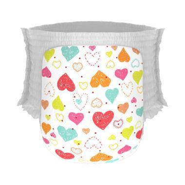 Happy Diapers Pant Popok Bayi - Love Me [Size L/26 pcs]
