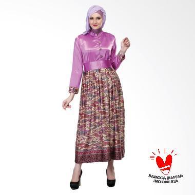 Inficlo Zayna SHJ 909 Busana Muslim Wanita - Ungu 9cbb59ba88