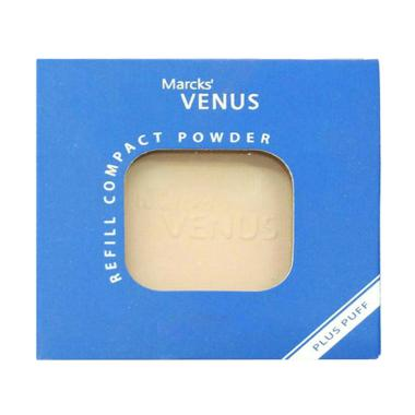 Venus Refill Compact Powder - No 02 Natural Beige [12 g]