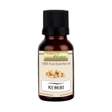 HAPPY GREEN Premium Grade Candlenut Oil [30 mL]