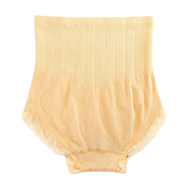 Munafie Slim Pants Celana Pelangsing - Light Nude