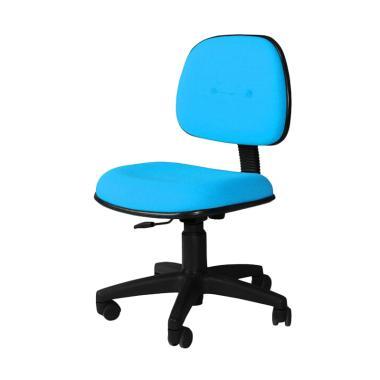 UNO U-15 London G Office Chair - Biru [Khusus Jabodetabek]