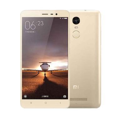 Xiaomi Redmi Note 3 Pro Smartphone - Gold [RAM 3GB/32GB]