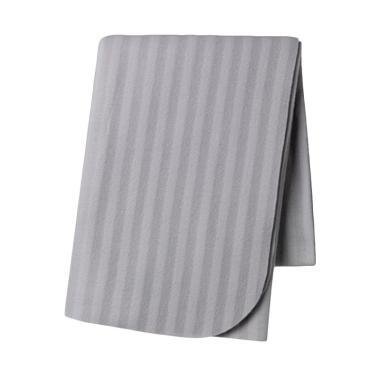 IKEA (R) - VITMOSSA Selimut Blanket 120x160 cm Throw Grey