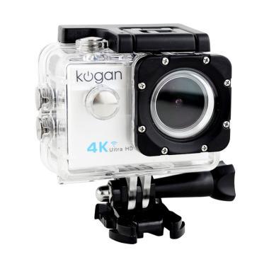 Kogan 4K Plus UltraHD WiFi Action Camera - Putih [16 MP]