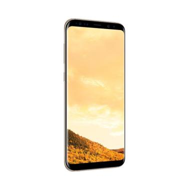 SPC - Samsung Galaxy S8 Smartphone - Maple Gold [64GB/ 4GB] [D]
