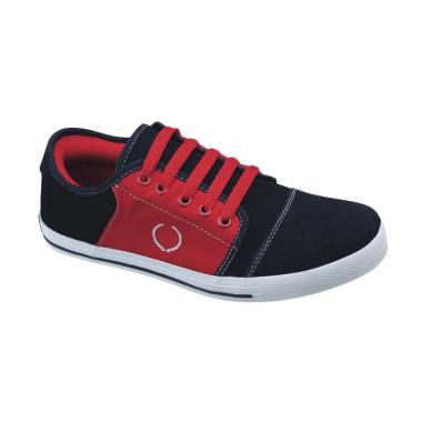 Syaqinah 014 Sepatu Sneakers Anak Laki Laki - Hitam
