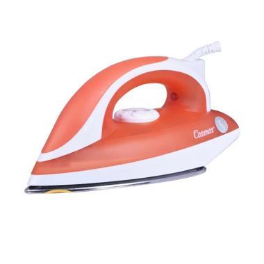 Cosmos Cis 418 Dry Iron Setrika Listrik - Orange