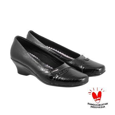 Everflow VLY 4181 Mid Low Heels Sepatu Wanita