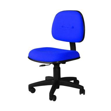 UNO U-8 London G Office Chair - Biru [Khusus Jabodetabek]