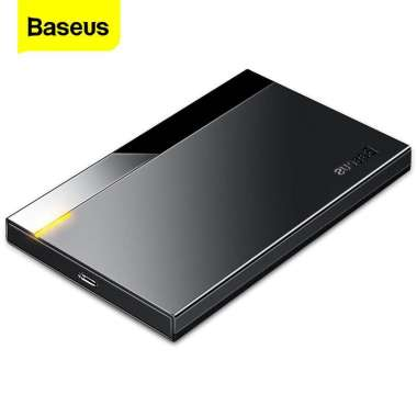harga 【COD】Baseus HDD Case 2.5 SATA ke USB 3.0 Type C 3.1 Adaptor HDD Enclosure Casing Hard Disk Eksternal 6TB HD Hard Drive SSD HDD Box Caddy Blibli.com