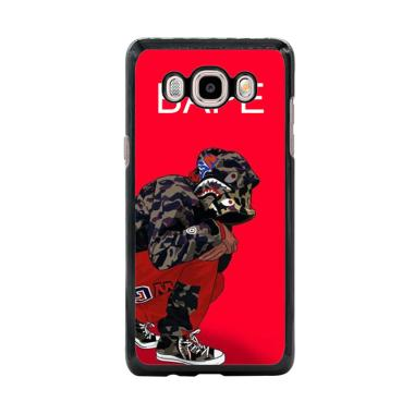 Cococase Bape Wallpaper J0284 Casing for Samsung Galaxy J7 2016