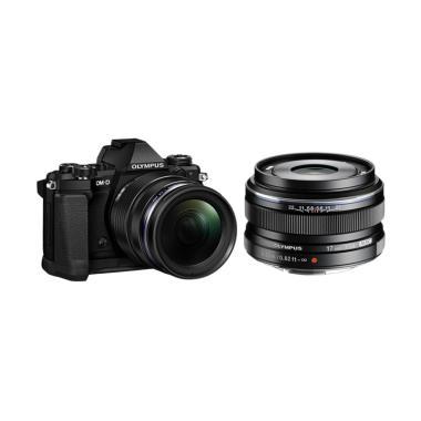 Olympus OMD EM5 MARK II Lens 12 - 4 ... Kamera Mirrorless - Black