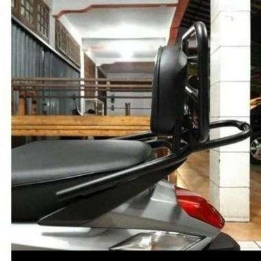 harga OEM Behel Genio - aksesoris motor Black Blibli.com
